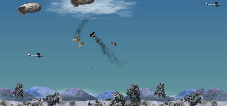 Juega a Air Fight gratis en Ocionline Juegos