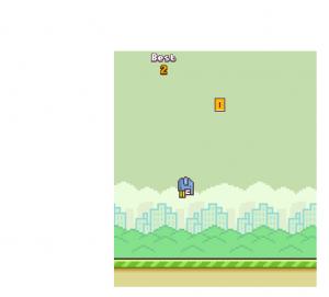 Juega a Flappy Bird en Ocionline Juegos